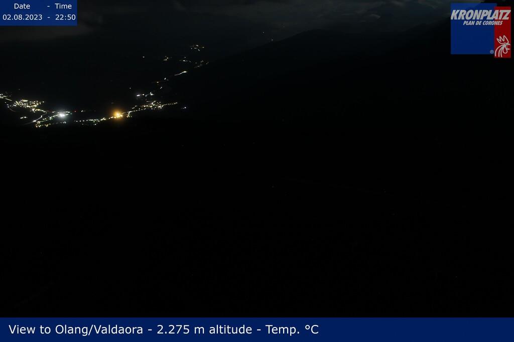Plan de Corones/Kronplatz Eastern Summit – Valdaora/Olang (2,275 m)